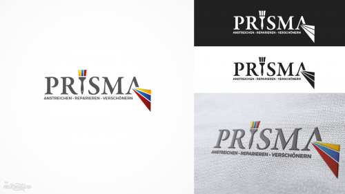 Logo-Design für Prisma
