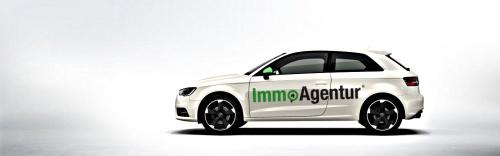Autobeschriftung Imme Agentur