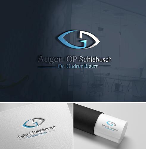 Corporate-Design für Augen-OPs