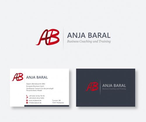 Logo & Visitenkarte für Persönlichkeitsentwicklung