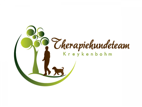 Logo-Design für Therapiehundeteam