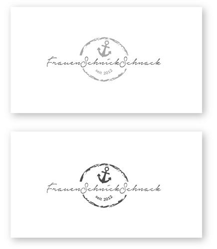 Logo-Design für junge Modeboutique aus Hamburg
