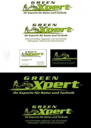 Logo-Design für Land & Forsttechnik