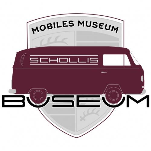 Logo-Design für mobiles Porsche-Museum
