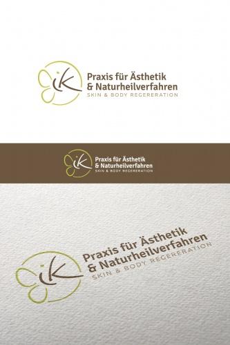 Logo-Design für Heilpraktiker-Praxis