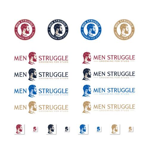 Logo-Design für Vertrieb von Grooming-Artikeln für Herren