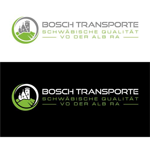 Logo-Design für Transportunternehmen