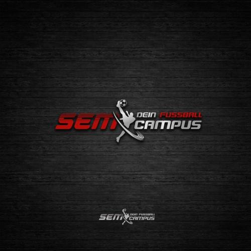 Logo-Design für SEM Fußball Campus