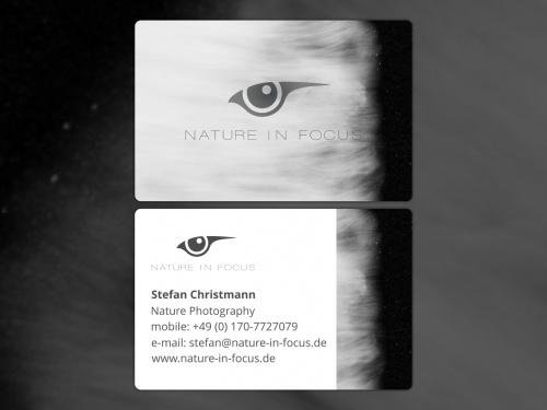 Logo-Design für Naturfotografen mit Schwerpunkt Künstlerische Naturfotografie