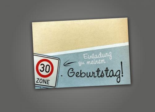 Lustige Einladungskarten Für Runden Geburtstag
