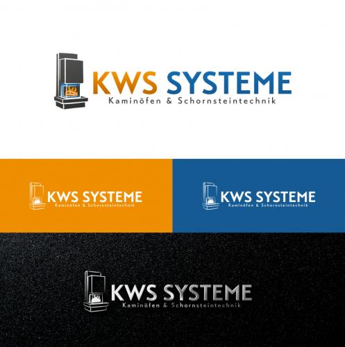 Handwerkerfirma (Kaminöfen und Schornsteintechnik) sucht Logo