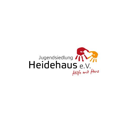 Logo-Design für Jugendsiedlung Heidehaus