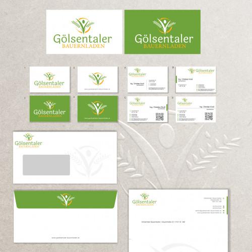 Corporate Design für Einzelhandel für Bio-Lebensmittel