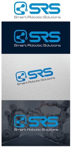 Markantes Logo-Design für Robotik- und Automationsunternehmen