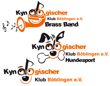 Neues LOGO Kynologischer Klub Böblingen e.v.