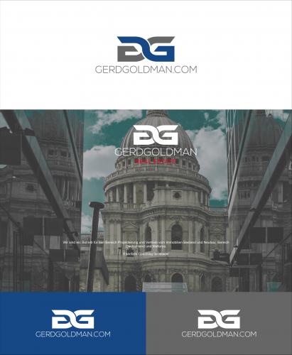 Logo-Design für Projektierung und Vertrieb vom Immobilien