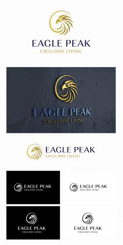 Logo-Design für Vermarktung eines neu zu erstellenden, sehr modernen 5-Familienhauses