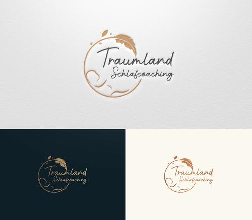 Logo-Design für Schlafcoaching Business