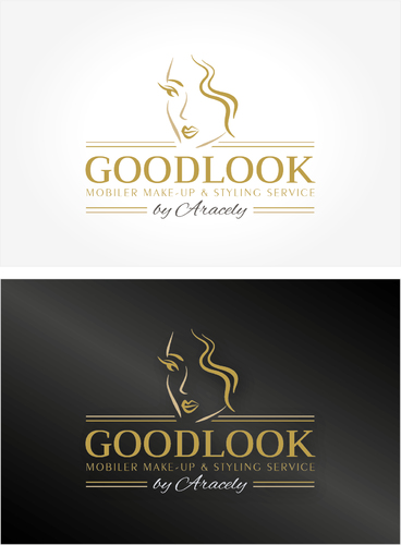 Logo-Design für Make-up-Artist