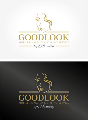 Logo-Design für Make-up-Artist