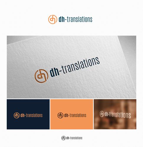 Logo-Design für Übersetzer mit Schwerpunkt auf moderneren Fachgebieten
