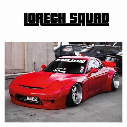 Logo-Design for car culture brand