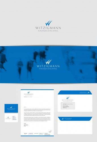 Corporate Design für Finanzcoach