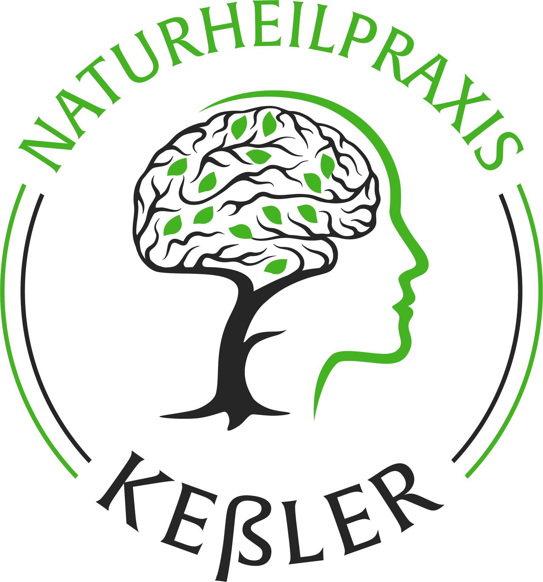 Logo-Design für Naturheilpraxis