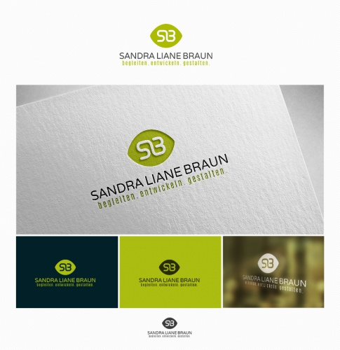 Logo-Design für kreative und professionelle (Business-)Coach