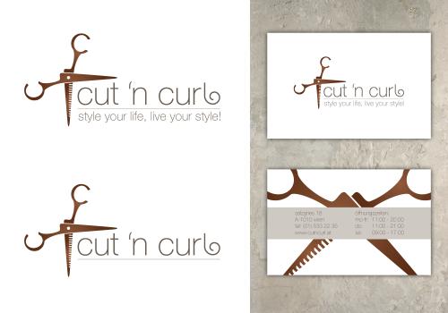 logo und visitenkarten neudesign