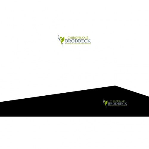 Logo-Design für Chiropraxis