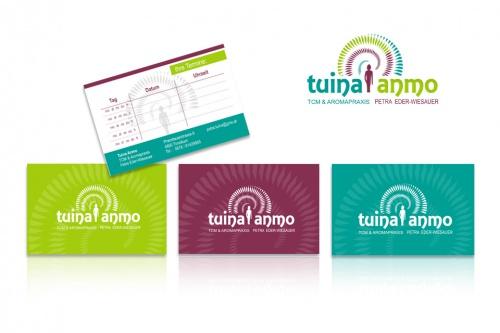 Tuina praktijk zoek bedrijfslogo
