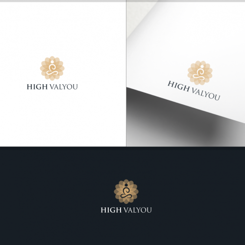 Logo-Design zum Thema innere Transformation & Meditation