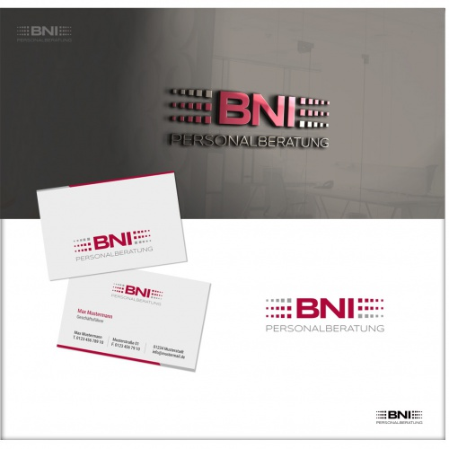 Corporate Design für Personalberatung / Personalvermittlung