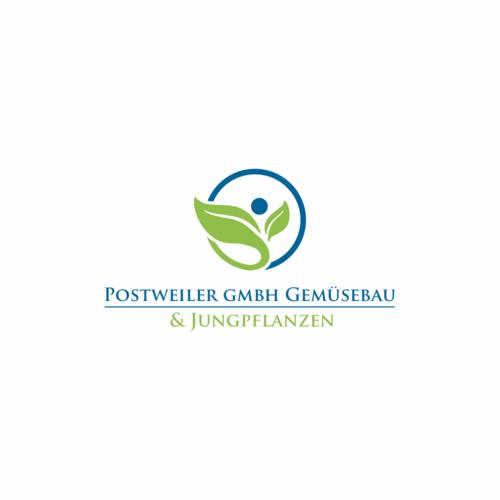 Frisches Logo-Design für Verkauf von Gemüse