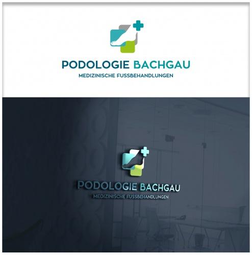 Logo-Design für Podologie