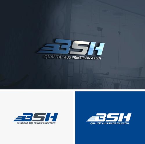 Hochwertiges Logo-Design für Fahrzeugbau-Unternehmen
