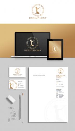 Corporate Design für Boessmann Design