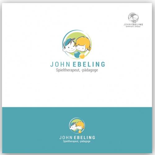 Logo-Design für Spieltherapie