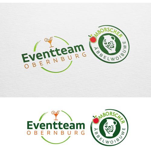 Logo-Design für ein junges Unternehmen mit zwei Marken - Verbindung aus handwerklicher Tradition und moderner Dienstleistung
