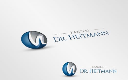 Logo-Design für Rechtsanwalt mit dem Schwerpunkt Arbeitsrecht