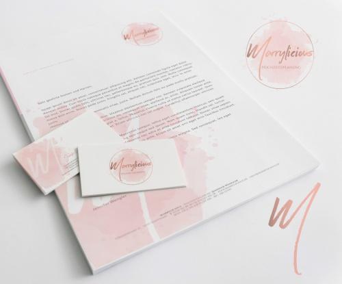 Corporate Design für Hochzeitsplaner-Agentur