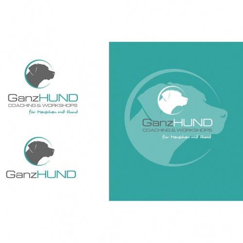 Logo-Design für professionelles & modernes Coaching für Hundehalter