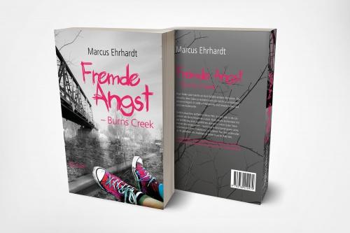 Buch-/E-Book-Cover für Mystery-Thriller