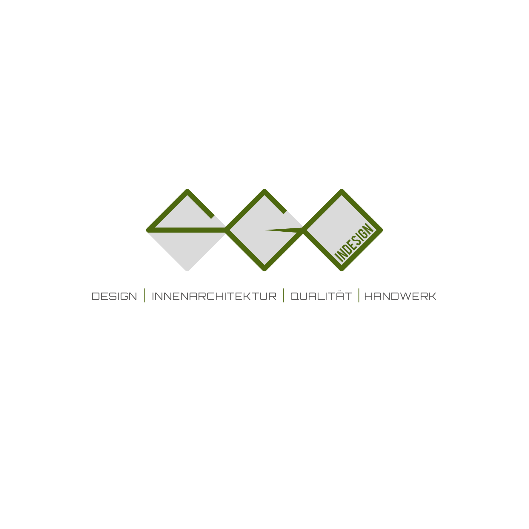 Logo Design Visitenkarte Für Ago Indesign Inne Logo