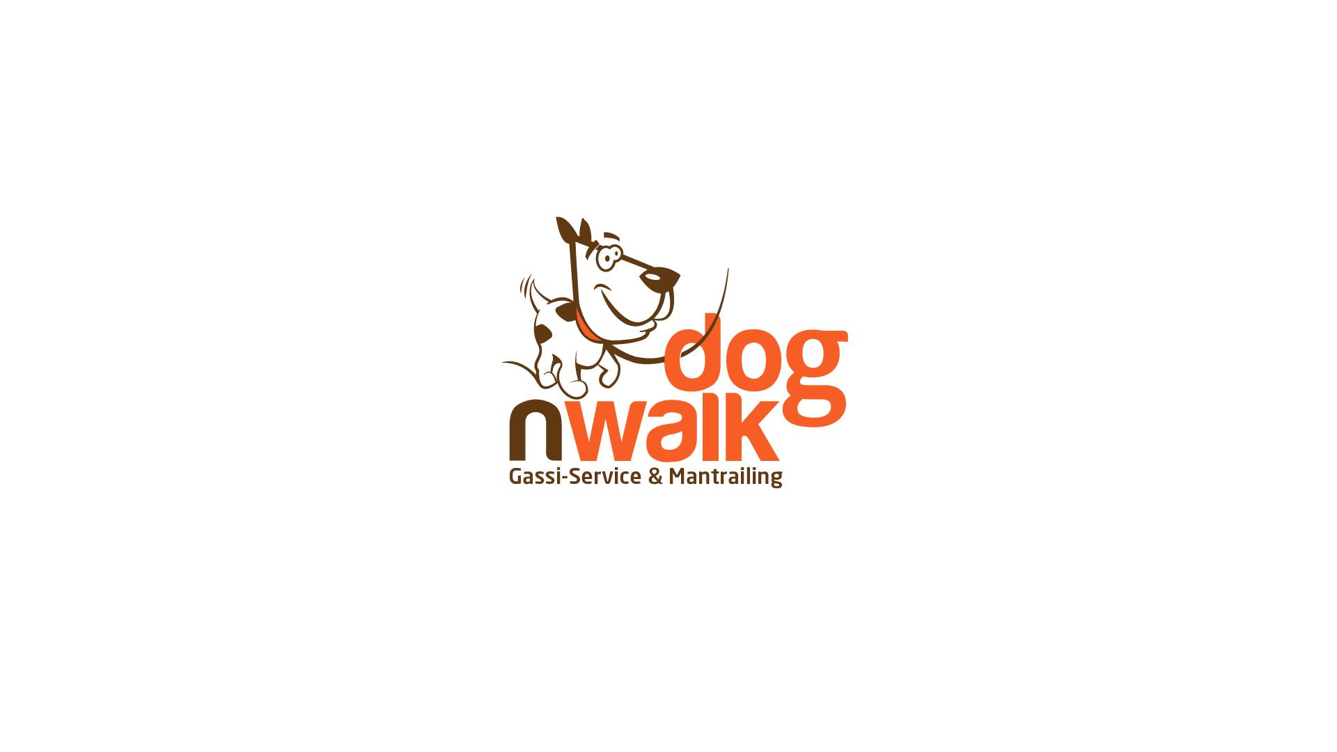 Dognwalk - Gassi-Service & Mantrailing sucht DAS Logo