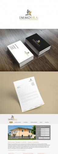 Immobilienfirma sucht Logodesign