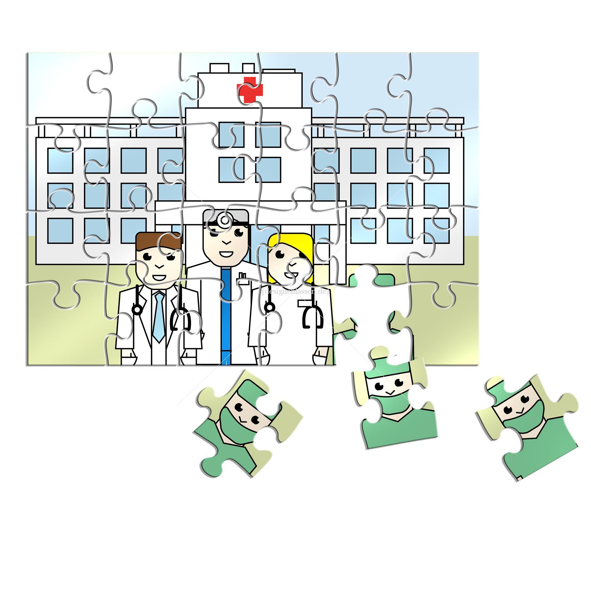 Illustration für Personalberatung