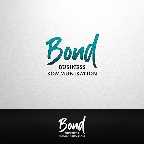 BOND sucht Logo für Kommunikationsagentur