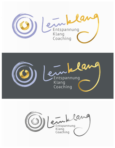 Logo-Design für Entspannungskurse